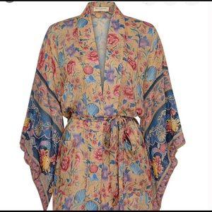 Spell and Gypsy Seashell Short Robe M/L